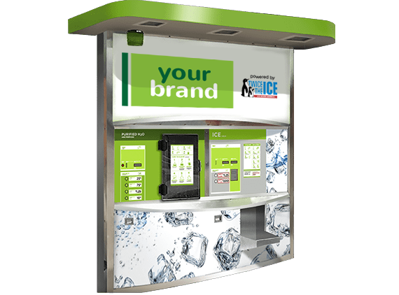 Your Brand powered by Ice House America